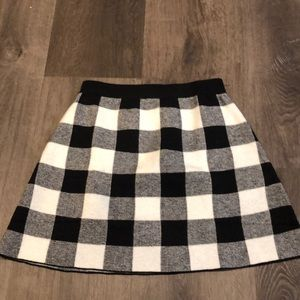 Wild Honey fall skirt